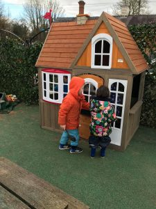Child Care nursery Leicester- Small house